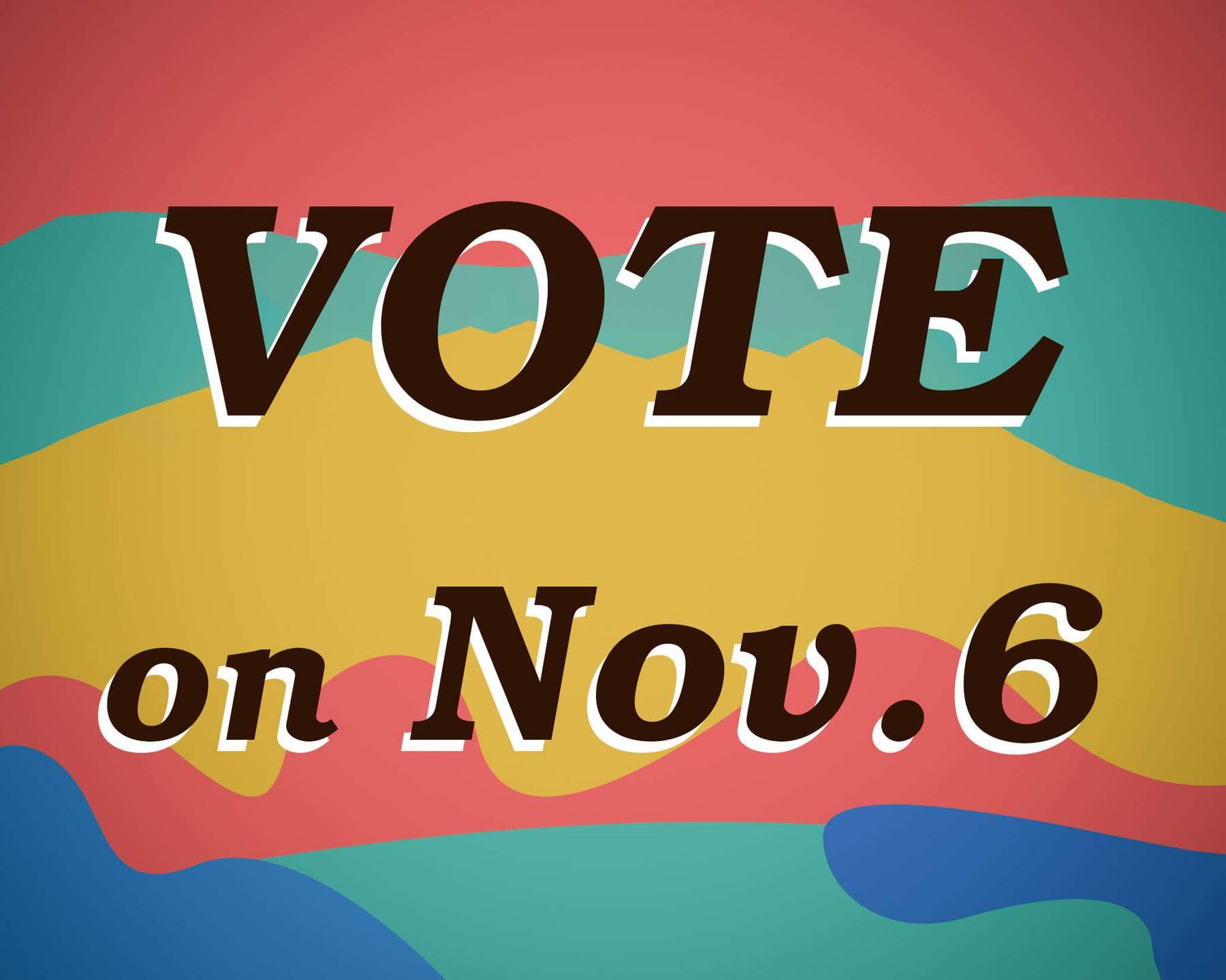 Vote on Nov. 6 Polls pbs rewire