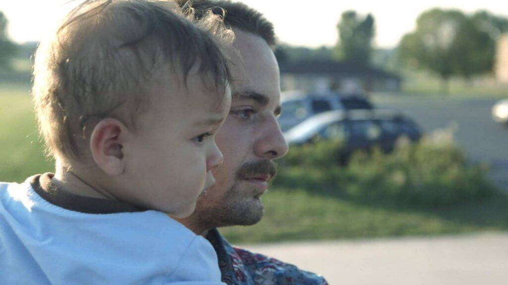 Zack takes his son Elliot to the skatepark. Minding the Gap pbs rewire