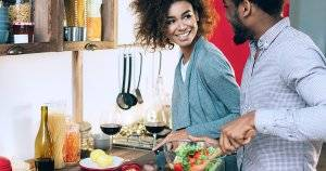 Finding Food Compatibility with Your Live-in Love