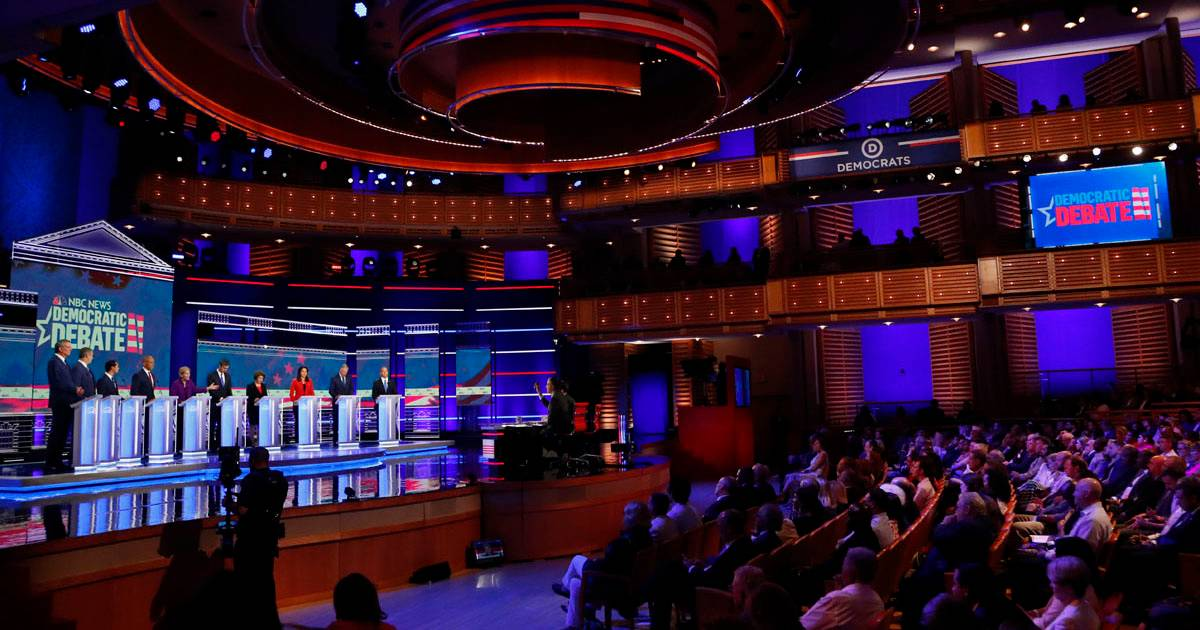 Democratic Debates How Well Did The Candidates Address
