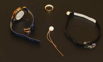 Photo of different Contraceptive Jewelry. pbs rewire