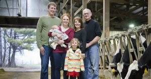 Carving Her Own Dream Out of the Family Dairy Business