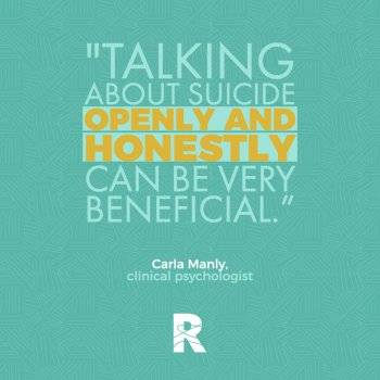 Suicide Prevention_Talking