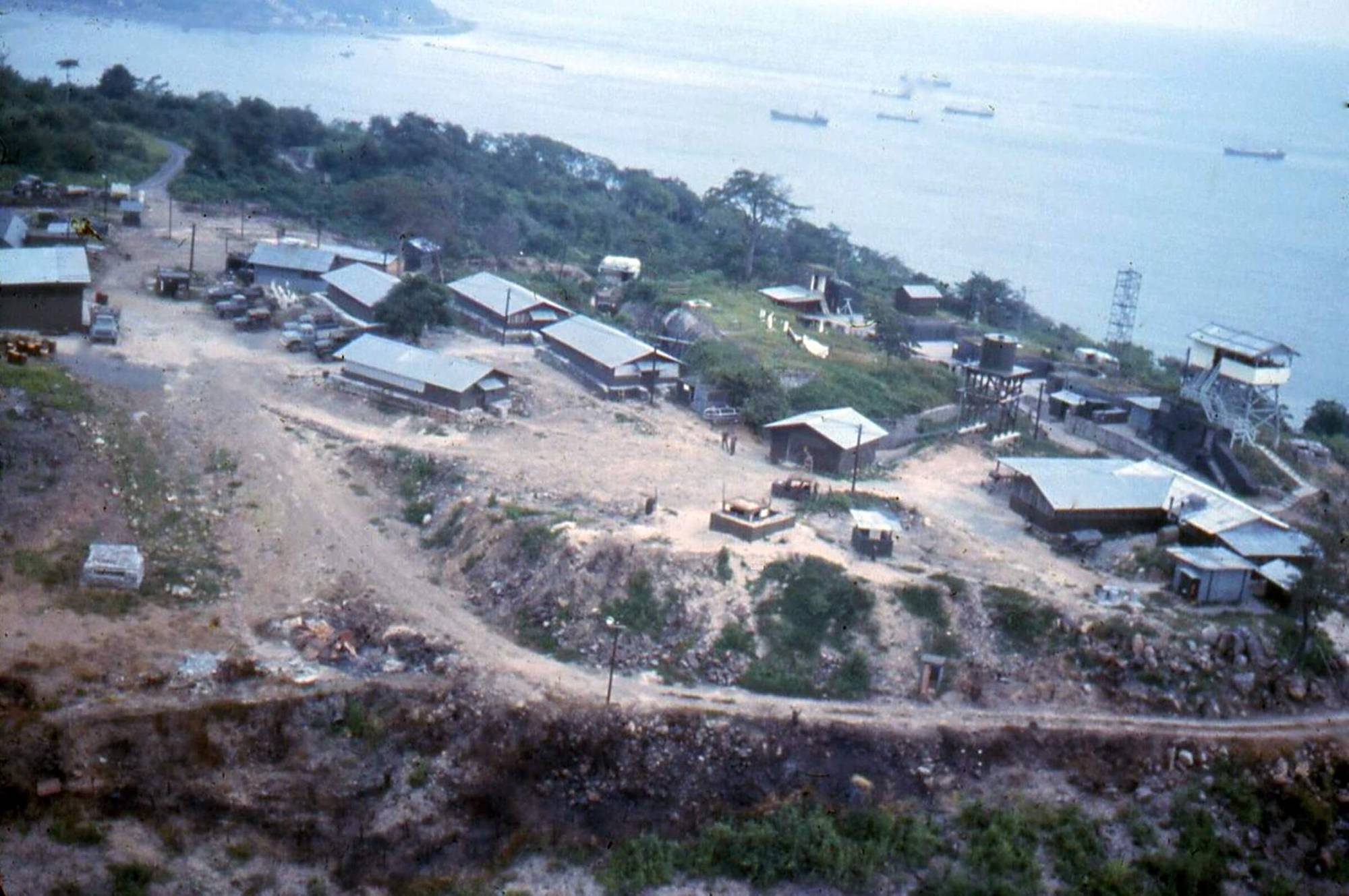 Vietnam aerial view