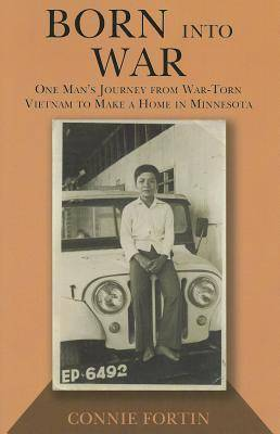 Born Into War book cover.