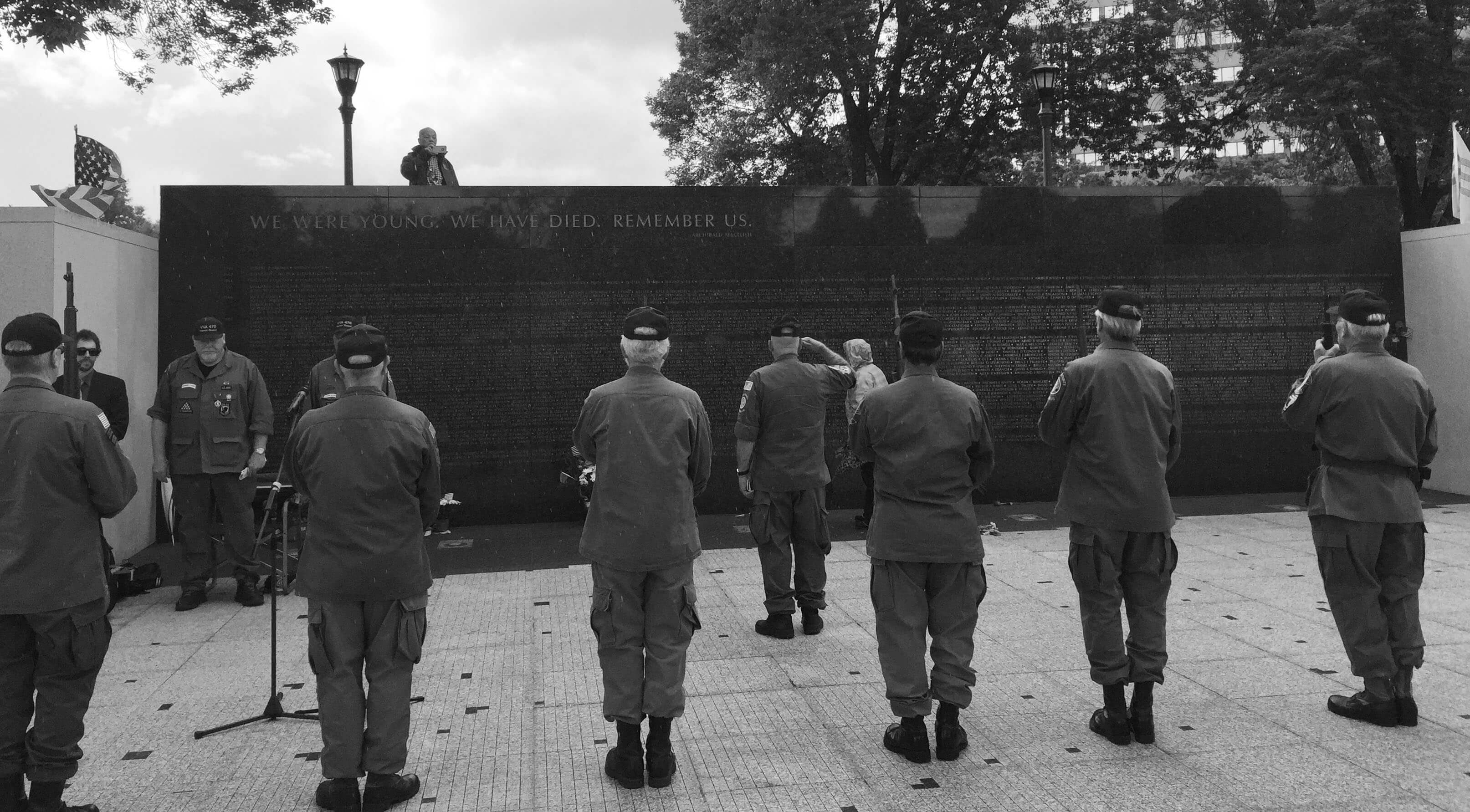 WERE YOU THERE? – Minnesota Remembers Vietnam