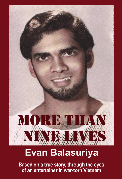 Cover of a book called More Than Nine Lives.
