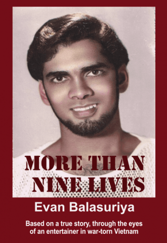 Cover of the book titled More Than Nine Lives.